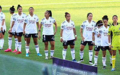 Colo-Colo Femenino jugará este fin de semana con televisión